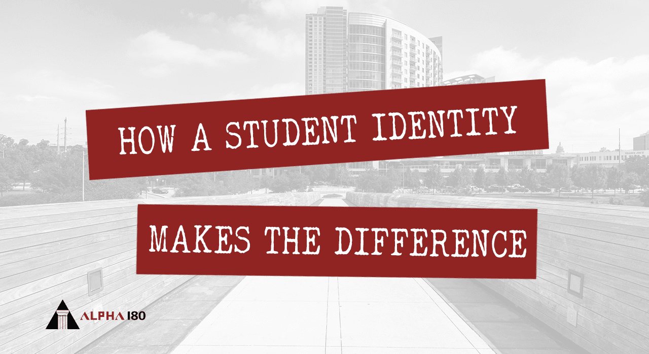 How a Student Identity Makes the Difference