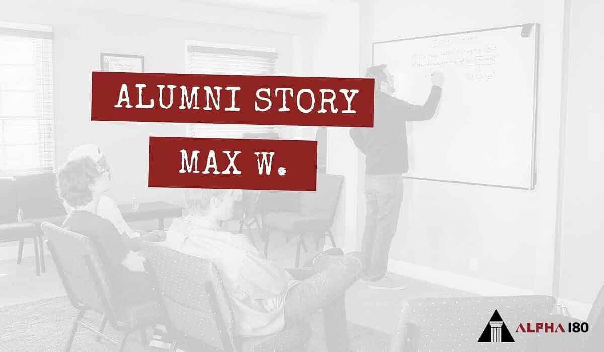Alumni Story | Max W.