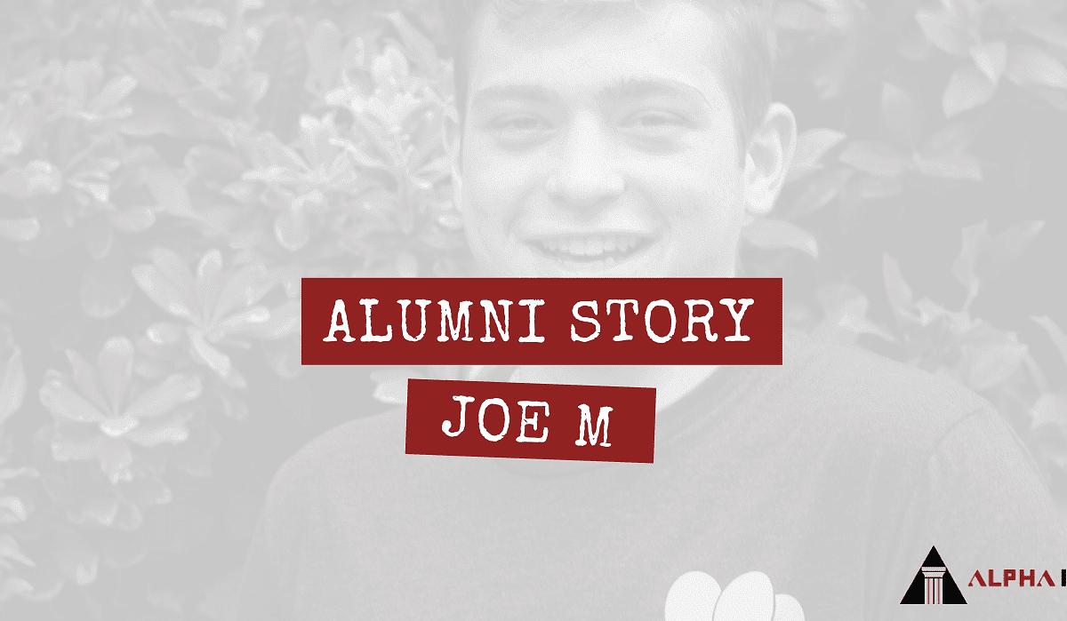 Alumni Story | Joe M