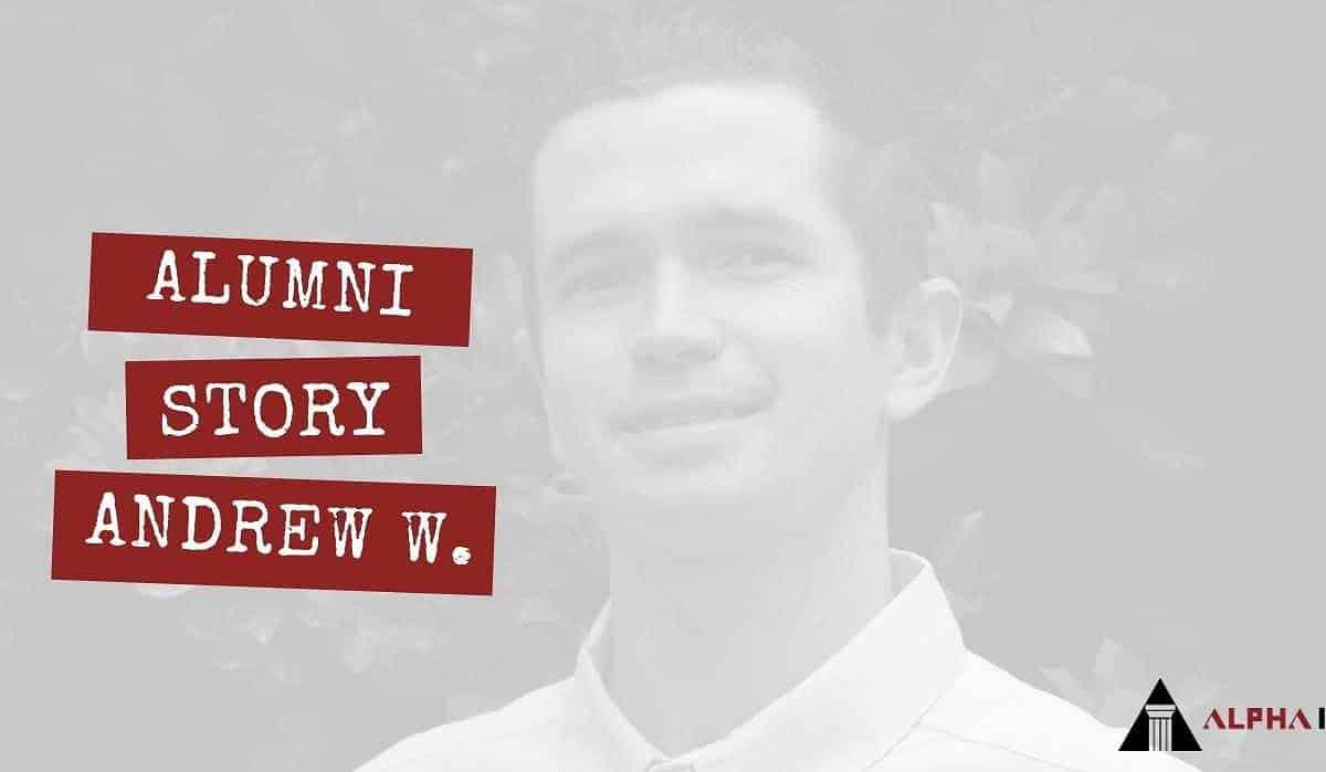 Alumni Story | Andrew W