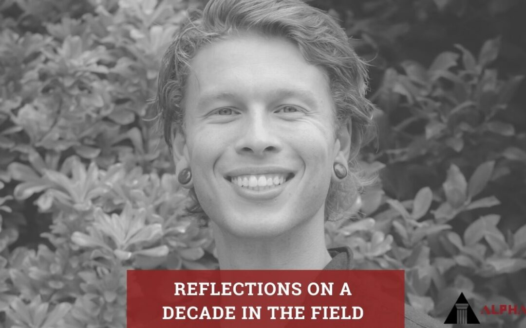 Reflections on a Decade in the Field