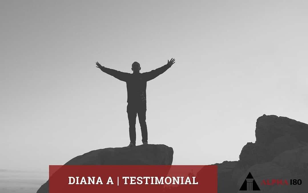 Testimonial | Diana A